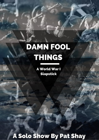 Damn Fool Things Poster - Smaller